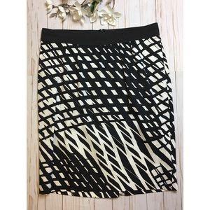 Lane Bryant knee length pencil skirt size 16